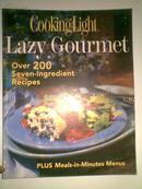 大038号Cooking Light Lazy Gourmet 大16开平装(缺7-9页)