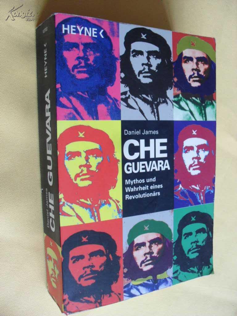 德文原版    切·格瓦拉       Che Guevara. Mythos und Wahrheit eines Revolutionärs.