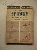 技巧运动图解 教与学的方法 53年1版1印 包邮挂
