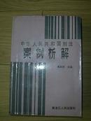 中华人民共和国刑法案例析解