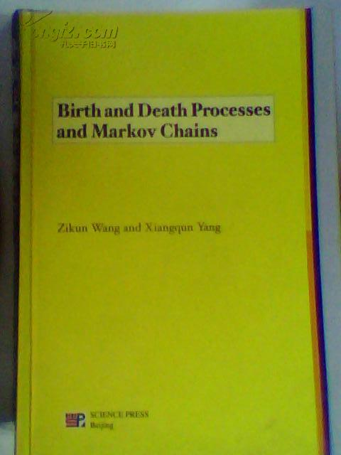 Birth  and  Death  Processes  and  Markov  Chains