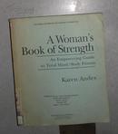 英文原版 A Woman\s Book of Strength by Karen Andes 著