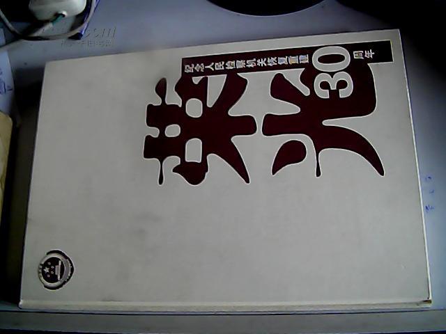 荣光 纪念人民检察机关恢复重建30周年
