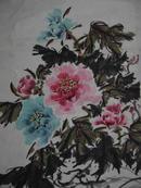 王效会绘画作品(94*60厘米)