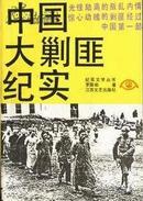 中国大剿匪纪实——纪实文学丛书