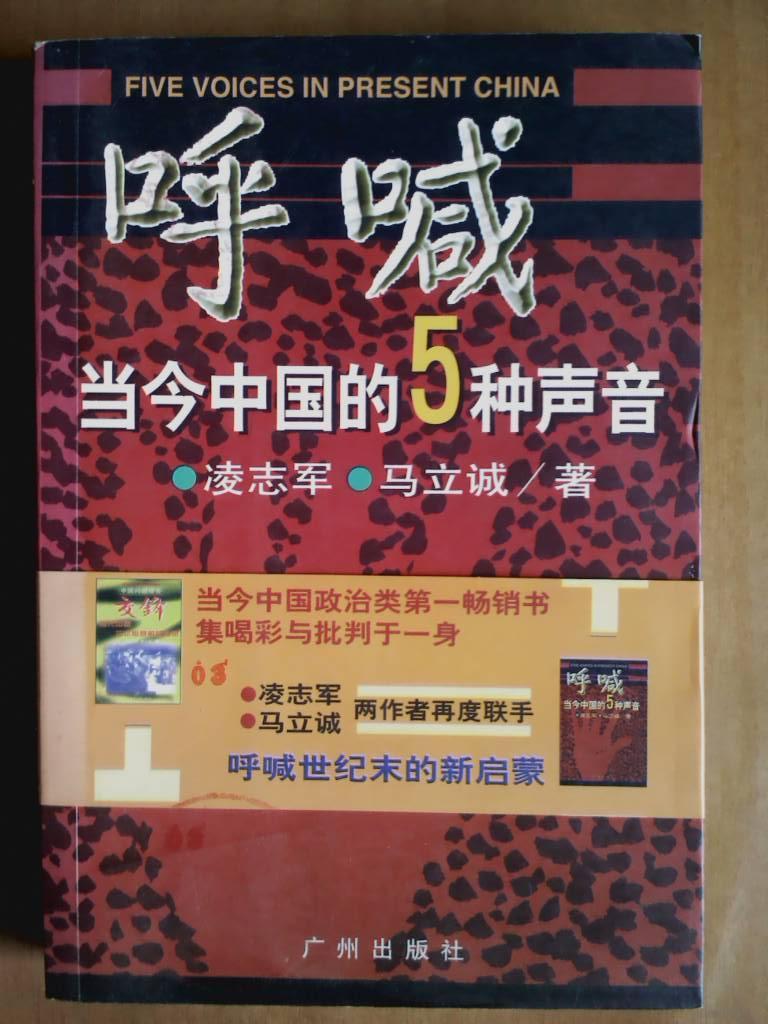 呼喊:当今中国的五种声音