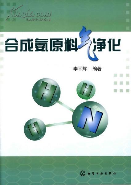 合成氨原的一氧化碳变换(书籍+光盘)