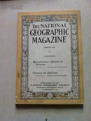 1920年3月美国国家地理杂志(The national geographic magazine):美哉台湾,60幅老照片