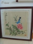 姚桂元:画:双艳/山东省美术家协会会员,国家一级美术师