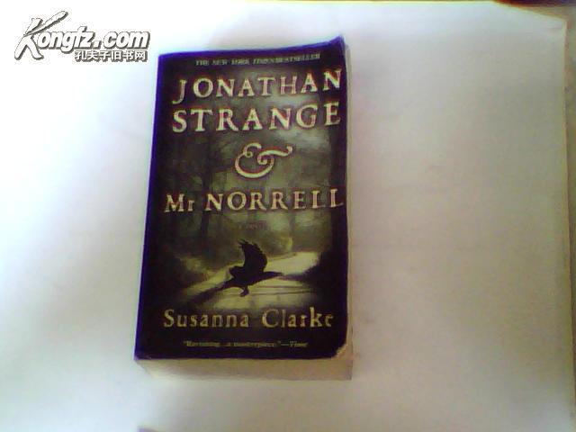 JONATHAN  STRANGE   Mr  NORRELL