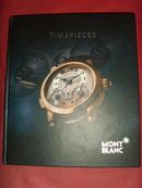 MONTBLANC TIMEPIECES(手表)万宝龙(精美图片)铜版彩印·精装本