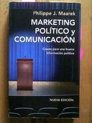 MARKETING  POLITICO Y COMUNICACION 【西班牙文】