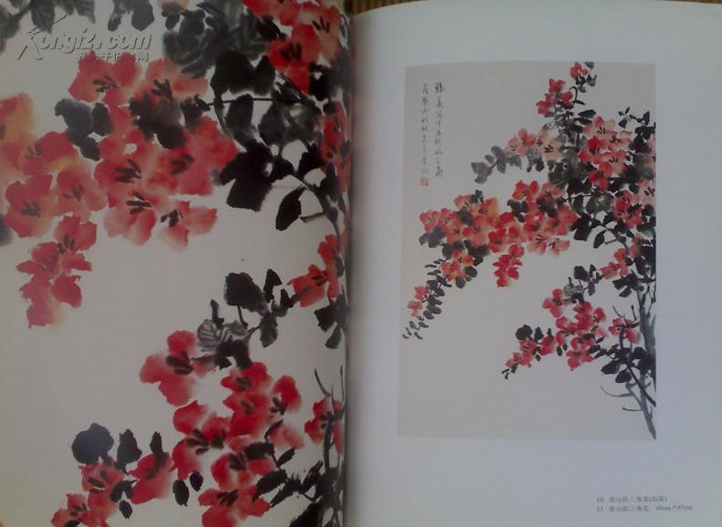 上海中国画院画家作品丛书——吴青霞