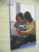 MSN Broadband Installation Guide【英文原版】
