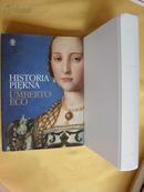 艾柯  艺术史      铜版纸画册 大开本 Historia piekna。 Umberto Eco