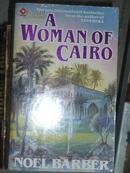 A Woman of Cairo 開羅女人(英文原版小說)/SK 查