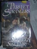 Perfect Strangers(英文原版爱情小说,完美陌生人)/sk查