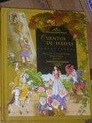 Cuentos de hadas Rompecabezas(西班牙语原版幼儿小手撕不破,童话拼图,含6幅)SK