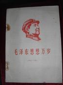 毛泽东思想万岁《1960----1967