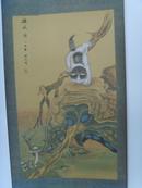 姚桂元:画:猫戏图/山东省美术家协会会员,国家一级美术师-45(补图)