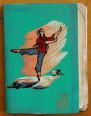 1970年代笔记本(安徽省舒城县体委1976年春节城关地区兵乓友谊赛纪念)