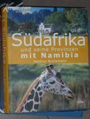 * Südafrika und seine Provinzen mit Namibia(德语原版摄影图文集, 南非和纳米比亚)/BT