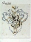 奥地利铜版雕刻鼻祖级大师--考斯曼藏书票原作2