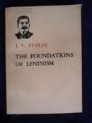 斯大林——论列宁主义基础【英文版】