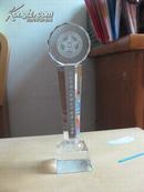 庆祝中国人民解放军建军八十周年湖北驻军老战士书画摄影作品联展纪念奖杯
