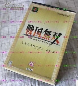 日版三國無雙-三国无双-TREASURE BOX 限定版付手办