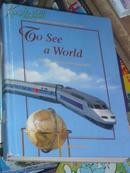 To see a World(英语原版美国中学社会学教材·教师用书,全球纵览:世界文化地理)英文原版/BT