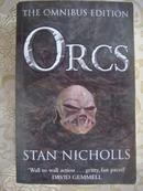 The Ominbus edition-ORCS (ORCS精选集,四集合装本,详见说明)