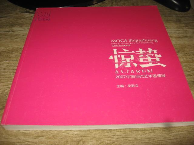 惊蛰——2007中国当代艺术邀请展(艺术作品集,石家庄当代美术馆)