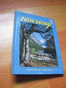 挪威 Norway: the Best of Norway in Glorious Pictures(外文原版 精装)