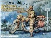 德国二战中的军用摩托车