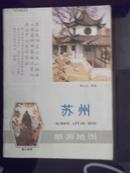 苏州旅游地图