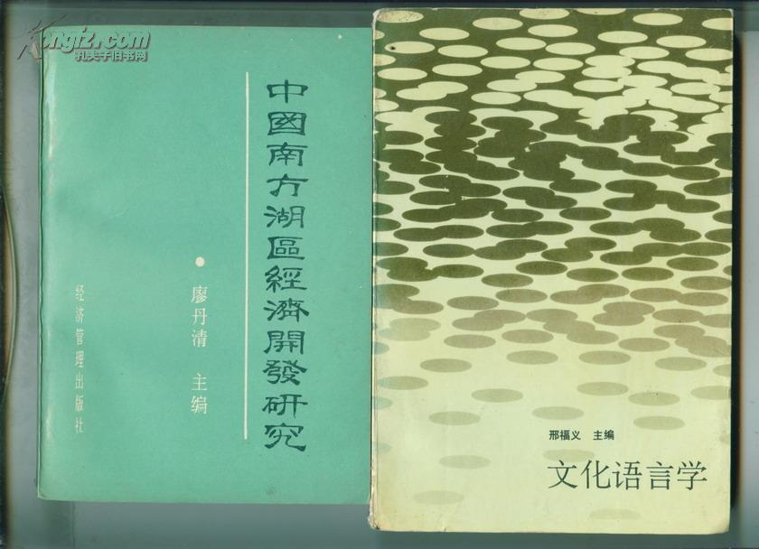 中国南方湖区经济开发研究      ----  【包邮-挂】