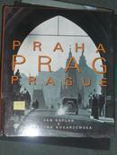 Prague(德语原版,布拉格20世纪百年图记,历史照片丰富,图多字少)/SK
