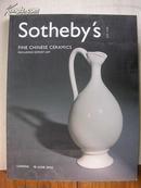 伦敦苏富比 2002年6月19日  精美中国瓷器、艺术品拍卖专场