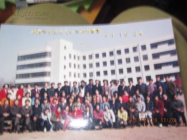 本溪师专卫电九0美术斑留影 +1052/0
