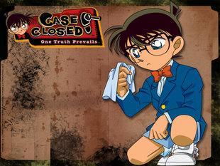 名侦探柯南英文版 Case Closed 全5季130集+6电影 美语发音