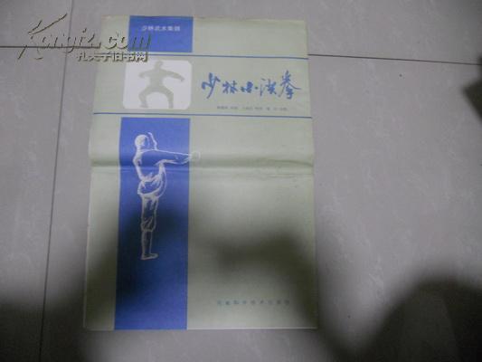 林少小洪拳--76X104厘米