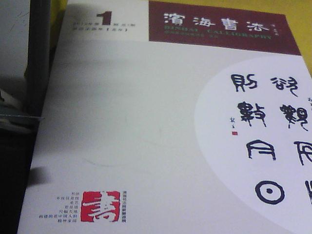 滨海书法(创刊号)