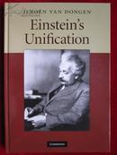 Einsteins Unification(英语原版 精装本)爱因斯坦的统一