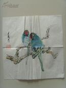 姚桂元:画:花鸟图(小幅)/山东省美术家协会会员,国家一级美术师-21