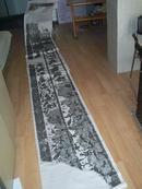 徐州汉画像石拓片精品----《围猎图》长卷,长5米宽58cm,鸿篇巨制,经典中的经典