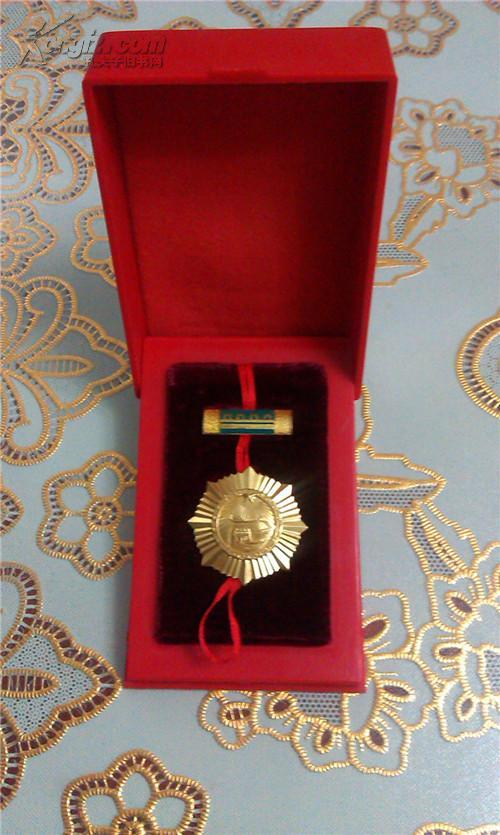 (徽章)独立功勋荣誉章(1988年)
