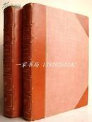 【喜仁龙签名】【限量编号500册】1933年1版《中国早期绘画史》(2卷全)—226幅珂罗版图片