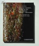 佳士德南肯辛顿拍卖行2013年11月拍--中国瓷器 工艺品及纺织品  拍卖图录