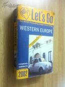 Let\s Go Western Europe【我们一起去西欧,玛丽安·库克,英文原版】